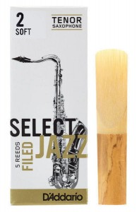 D'ADDARIO SELECT JAZZ FILED - stroik do saksofonu tenorowego 2S
