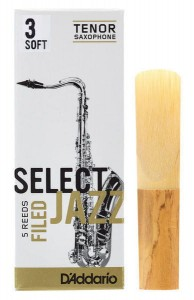 D'ADDARIO SELECT JAZZ FILED - stroik do saksofonu tenorowego 3S
