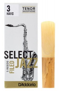 D'ADDARIO SELECT JAZZ FILED - stroik do saksofonu tenorowego 3H